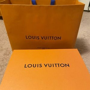 Louis Vuitton Gift Box purse